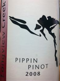 Longview Creek Pippin Pinot Noir 2008, Sunbury, VIC